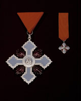 ORDER OF ST. CYRIL AND METHODIUS SECOND DEGREE