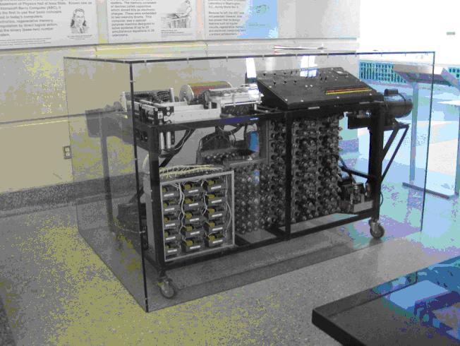 Джон Атансов Компютърът ABC
