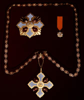 ORDER OF ST. CYRIL AND METHODIUS PENDANT