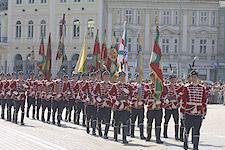 Марш на Националната гвардейска част
