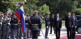 Official visit of President Rosen Plevneliev to the Republic of Slovenia