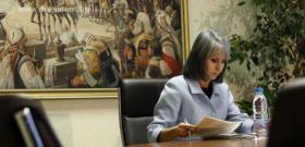 Вицепрезидентът Маргарита Попова отчете дейността на Комисията по българско гражданство в чужбина и на Комисията по представяне на убежище за периода 23 януари 2012 – 22 януари 2013 година.
