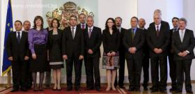 Президентът Росен Плевнелиев даде оценка на назначения от държавния глава на 13 март т.г. служебен кабинет.