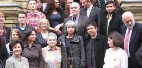 Вицепрезидентът Маргарита Попова се срещна с ръководството на Университета ЕЛТЕ в Будапеща, както и със студентите и преподавателите по българистика.