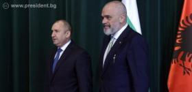 Среща с министър-председателя на Албания Еди Рама