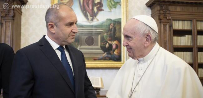 foto:  © Vatican Media